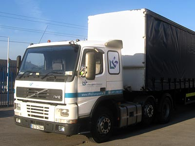 Specialised Glass Transportation Services in Ireland