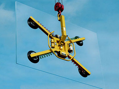 Glass Vacuum Lifter Hire and Lifting Service